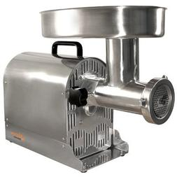 Weston 08-3201-W #32 Professional #304 SS Elec. Meat Grinder