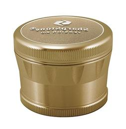 Sharpstone 2.0 - 4pc Solid Top Grinder - 2.1""
