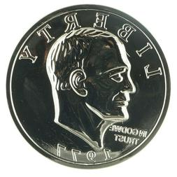 "2"" 3 Parts Large Dollor Coin US$ Grinder Tobacco Herb Spice"