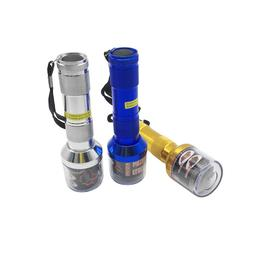 2 Layers Electric Rotary Aluminum Herb Grinder Machine for T
