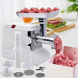 2000 Watt Meat Grinder Electric 2.6 HP Industrial Meat Grind