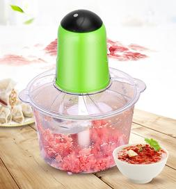 3.5L <font><b>Large</b></font> Capacity Electric Chopper Pow