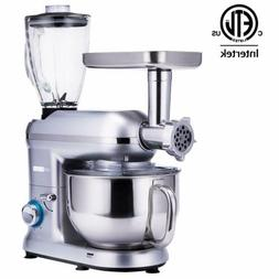3 in 1 upgraded stand mixer 6qt