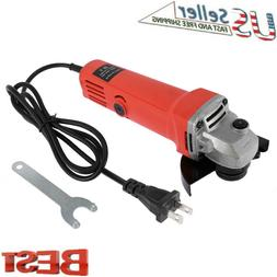 """4-1 / 2"""" 4.8 Amps 11500 Rpm Electric Angle Grinder For Cutti"""
