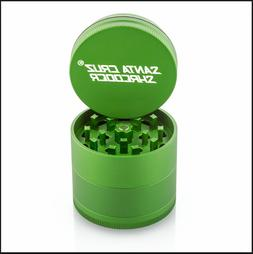 "Santa Cruz Shredder - 4 Piece Grinder - 2.2"" Medium - Green"