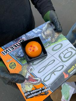 4 STAR DRAGON BALL Z Herb Spics Metal Grinder /Kitchen Crush