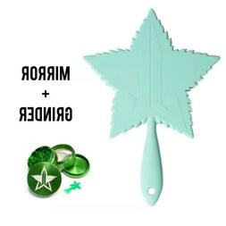 Jeffree Star Cosmetics 420 Green Weed Leaf Hand Mint Makeup