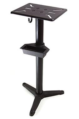 WEN 4288 Cast Iron Bench Grinder Pedestal Stand with Water P