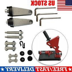 45° Angle Grinder Holder Heavy Duty Cast Iron Cutter Fixing