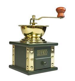 Bisetti 61139 Arpeggio Coffee Grinder, Green