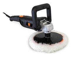 WEN 948 10-Amp 7-Inch Variable Speed Polisher with Digital R