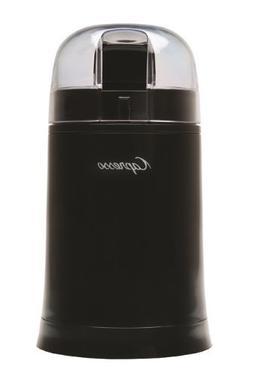 Capresso 505.01 Cool Grind Coffee/Spice Grinder, Black