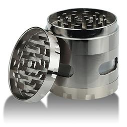 DCOU New Design Premium Herb Grinder 2.2 Inches 4 Piece Spic