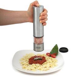 Eparé Salt or Pepper Grinder, Adjustable Ceramic Mill for P