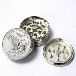 High Auality Construction Small Eagle US Dollar $1 Coin Moti