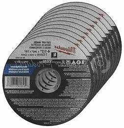 Milwaukee Electric Tool - 49-94-4500 - Cutting Wheel 4 1/2 X