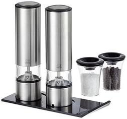 Peugeot Elis Sense Duo Electric Pepper and Salt Mill with Al