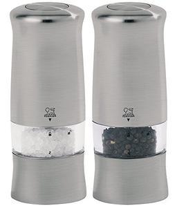 "Peugeot Zeli Duo Pepper and Salt Mill, 5-1/2"""