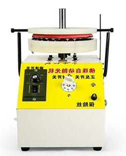 Adjustable Speed Automatic Wood Beads Polishing Machine Grin