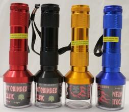 Aluminum Handheld Chopper Electric Grinder For Tobacco/Herb