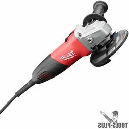 New Milwaukee 6130-33 4.5-in 7 Amp Small Angle Grinder with
