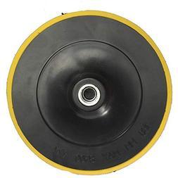 Backing Pad - Pad Polishing Buffing Plate Disc Adhesive Grin