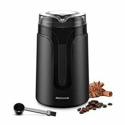 BEST Electric Spice And Coffee Bean Grinder Mill with Stainl