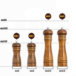 Best Quality - Mills - Size Wood Spice Pepper Mill Grinder H