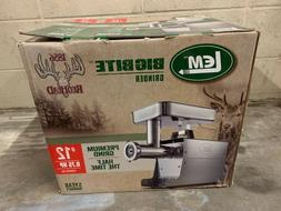 LEM Big Bite Meat Grinder #12 - Model 1780  *BRAND NEW FREE