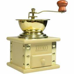 """Bisetti 69041 Arpeggio Coffee Grinder, Cream Kitchen """" Dinin"""