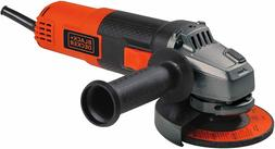 Black & Decker BDEG400 6-Amp 4-1/2-Inch Spindle Lock Angle G