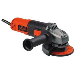 black decker bdeg400 6 amp angle grinder