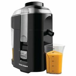 Black & Decker Fruit and Vegetable Juicer Machine Juice Extr