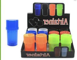 Black Meditainer grinder SHIPPER LOT convenience store or ga