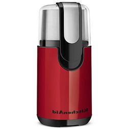 KitchenAid 4-oz. Blade Coffee Grinder, Empire Red