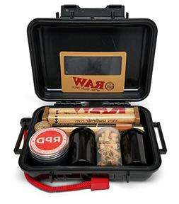 Bundle - 11 Items - Rolling Paper Depot RAW Smoker's Kit - I