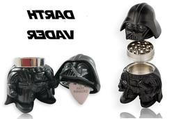 Darth Vader Star Wars 3 Piece Magnetic Herb Grinder Tobacco