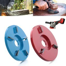 Timber Digging Angle Grinder Milling Cutter Tea Tray Wood Tu