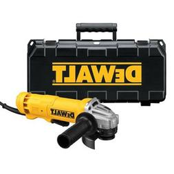 Dewalt DWE402K 11 Amp 4-1/2 in. Paddle Switch Angle Grinder