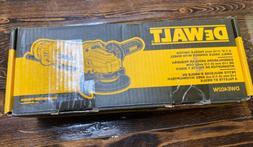 DeWalt DWE402W 4 1/2 inch Paddle Switch Small Angle Grinder