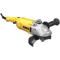 Dewalt DWE4517 7 in. 8,000 RPM 4 HP Angle Grinder with Trigg
