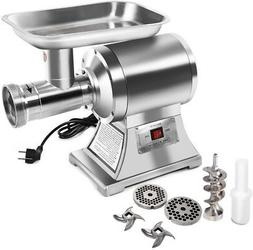Electric Meat Grinder 1100W Stainless Steel Heavy Duty for C