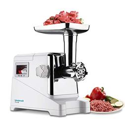 Electric Meat Grinder, Meats Mincer with 3 Grinding Plates a