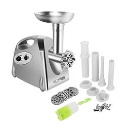 ROVSUN Electric Meat Grinder, 800W Heavy Duty Sausage Stuffe