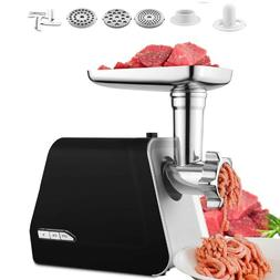 Electric Meat Grinder Home Kitchen Max Stainless Steel Maker