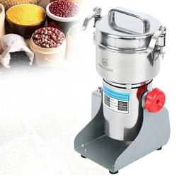 Electric Mill Dry Grinder Machine Corn Grain Rice Wheat Cere