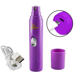 electric pet nail grinder by for gentle