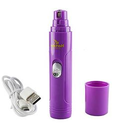 Electric Pet Nail Grinder by Hertzko – For Gentle and Pain