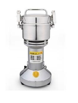 Family Stainless Steel Grain Mill Cereal Mill Herb grinder p