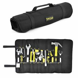 FASITE PTN028C 35- Pockets Socket Tool Roll Pouch Small Tool